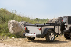 Jeep® Trail Edition Camper Trailer from Mopar® (Official Mopar) Tags: jeep offroad outdoor trailer camper