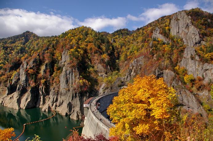 北海道豐平峽