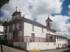 Diamantina, Minas Gerais. Igreja da Ordem Terceira do Carmo (Simone Bessa) Tags: whbrasil