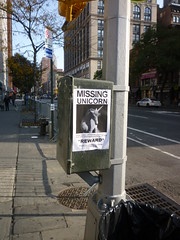 Missing Unicorn (TheMachineStops) Tags: guesswherenyc unicorn frankensteinguessed