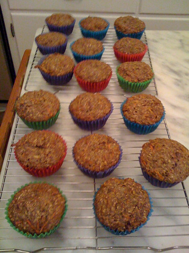 Muffins all done