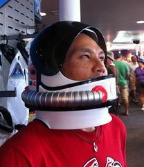Astronaut Rik