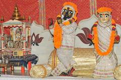 Darshan 3rd November, 2010 (Udasin Karshni Ashram / Naresh Swami) Tags: darshan radhakrishna gokul mathura ramanreti mahavan swamikarshninaresh sriudasinkarshniashram takurdarshan ramanbihariji nareshswami