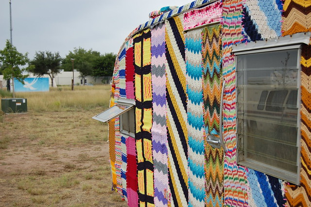knitted trailer