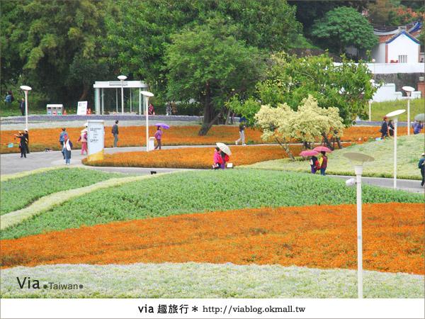 【花博一日遊】via遊花博(上)~從圓山園區開始玩花博!31