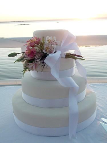 Jessica´s Wedding Cake
