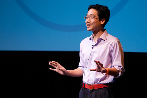 """CREATIVEMIX 2010: """"The Hyphen-States of Creativity"""" presented by Mark Shieh (Founder, Take Root)"""
