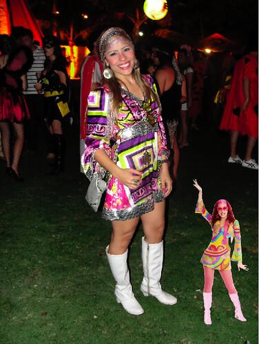 Fabiana Coutinho - Halloween do Varanda's 06/11/10