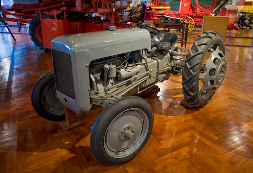 Henry Ford Museum in Detroit
