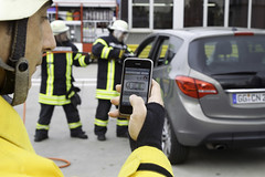 Mobile Rettungsdatenblätter