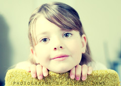 Olivia (Ashley Daws) Tags: portrait girl zeiss 50mm focus dof cross bokeh f14 daughter young carl shallow processed depth beatiful fild