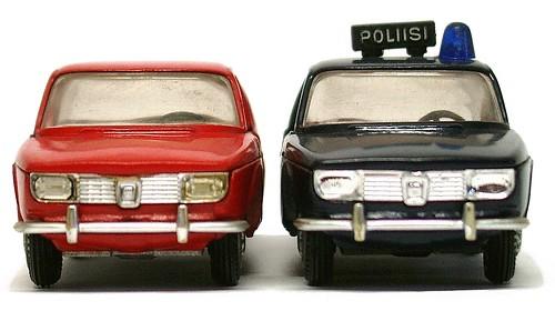 Tekno Saab 99