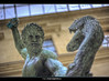 #315/365 Red Bull kills... (iPh4n70M) Tags: red paris france statue museum photography 50mm photo nikon photographer photographie louvre snake walk 14 bull musée photograph tc photowalk 365 serpent bp redbull hdr parisian balade photographe parisienne parisien 7xp d700 7raw tcphotography baladesparisiennes ph4n70m iph4n70m tcphotographie