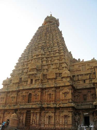 The Big Temple Tower