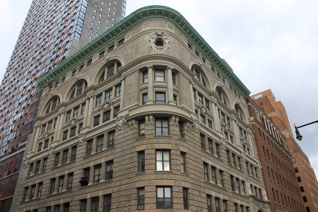 (Former) New York and New Jersey Telephone Company Building