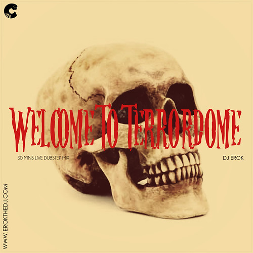 WELCOME TO TERRORDOME MIXTAPE COVER