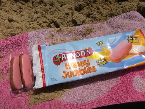 Beach snack