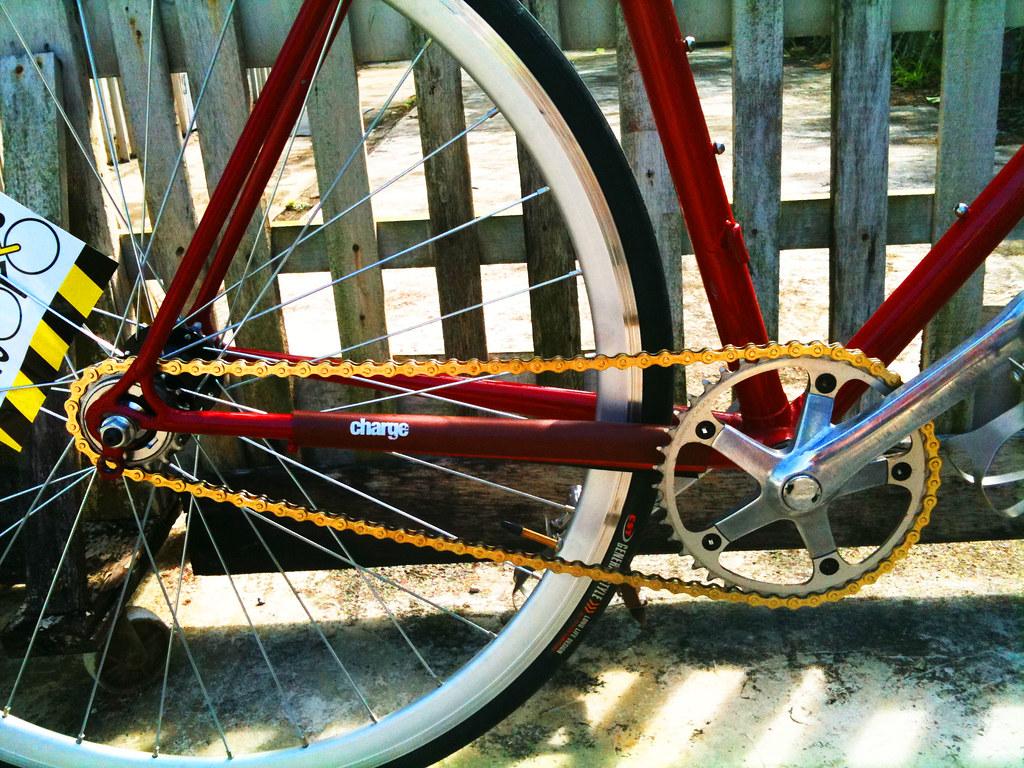 Maurizio Italian Bike