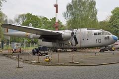 C-119G Packet 10 Brussel OT-CAJ (Hermen Goud Photography) Tags: military transport brussel packard melsbroek flyingboxcar c119g smaldeel