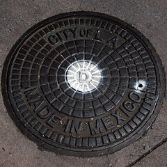 Outsourcing (tobysx70) Tags: california city toby en digital canon mexico la los angeles powershot cover manhole hancock outsourcing s90 hecho of unlimitedphotos canonpowershots90 canons90 tobyhancock