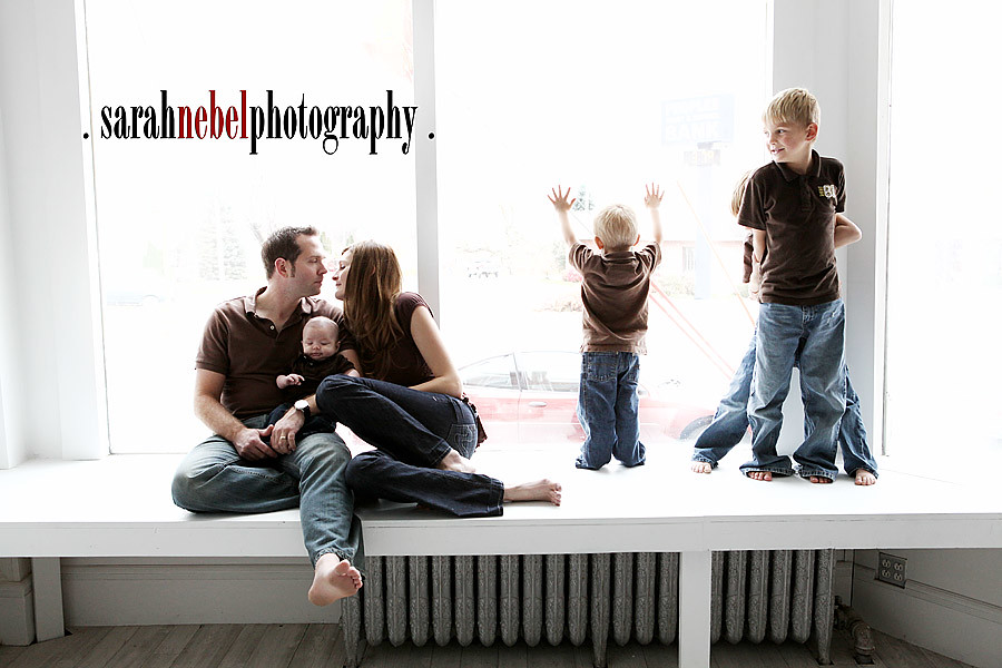 6 . the crank family .