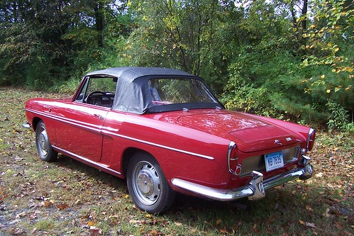 Renault caravelle convertible for sale
