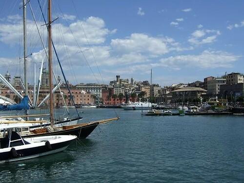Porto Antico, Genoa[5]