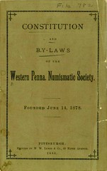 WPNS 1878 Booklet cover