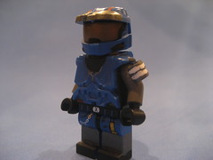 Carter' (Da-Puma) Tags: paint lego halo reach custom spartan brickforge