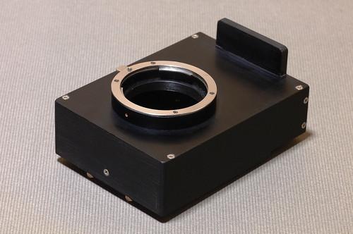 Nikon mount adaptor