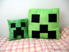 Creepers on my bed