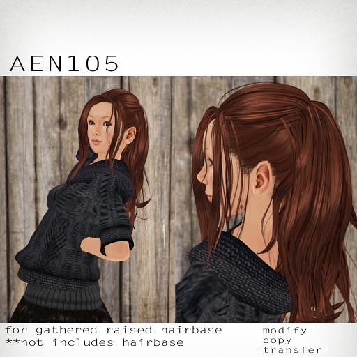 booN AEN105 hair