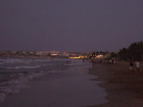 Beach at Al Qurm
