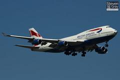 G-CIVO - 28849 - British Airways - Boeing 747-436 - Heathrow - 100617 - Steven Gray - IMG_4191