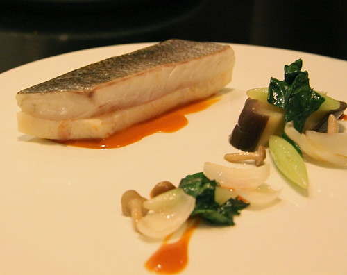 Benu - San Francisco sea bass