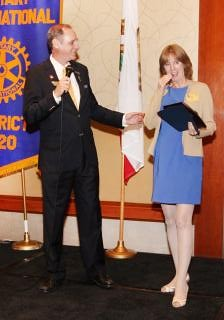Rotarian of the Year