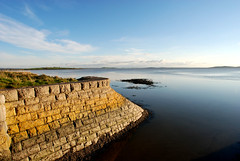 Fergus Estuary (michaelgslattery) Tags: ireland abbey river clare fergus