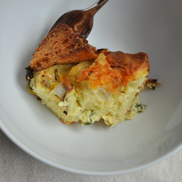 5196702637 57e7e955af z Savory Bread Pudding, Thanksgiving Inspiration