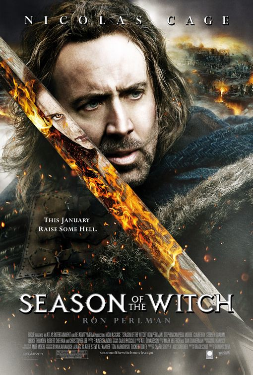 Season of the Witch movie posters
