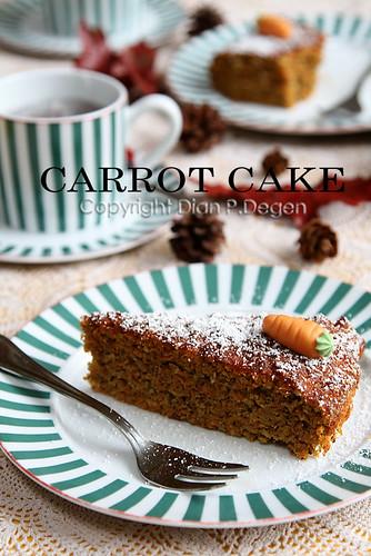 carrot cake 3/3