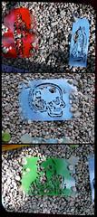 Stencil (Loana Ibarra) Tags: art nature stone mexico skeleton graffiti stencil grafitti arte mask sweden konst gas esqueleto gasmask mascara guadalupe malm virgen ibarra alternative lim piedras mexiko virgendeguadalupe piedra skelett alternativo loana alternativt loanaibarra loanaibarramazari