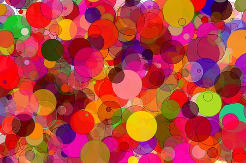 Interactive animation: Creating Bubbles (Compu...