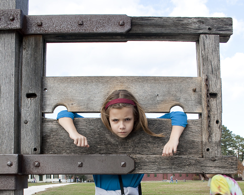 Colonial Punishments For Kids The World's...