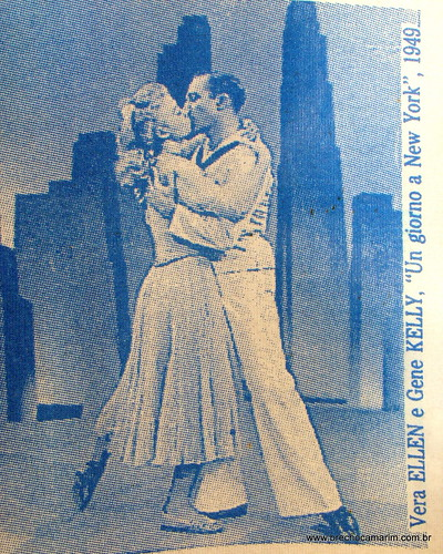 Vera Ellen e Gene Kelly