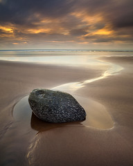Somerset (peterspencer49) Tags: ocean sunset sea england seascape southwest clouds evening coast europe somerset coastline seaview coastalpath westcountry southwestcoast southwestcoastalpath stunningview seascene platinumphoto oceanveiw 5dmkll peterspencer stunningseascape