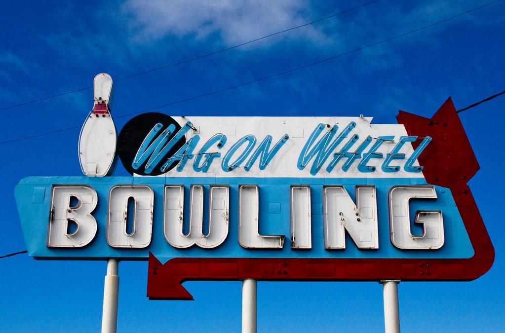 Wagon Wheel Bowl