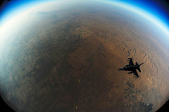 Amazing View (U.S. Central Command (CENTCOM)) Tags: iraq flight f16 centcom uscentralcommand