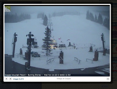 Wednesday Morning Copper Mountain View