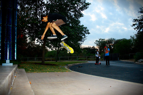 aaron snyder/backside heel