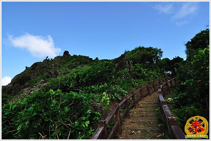 蘭嶼 Day3-情人洞旁的無名山頭+東清海邊 (3)